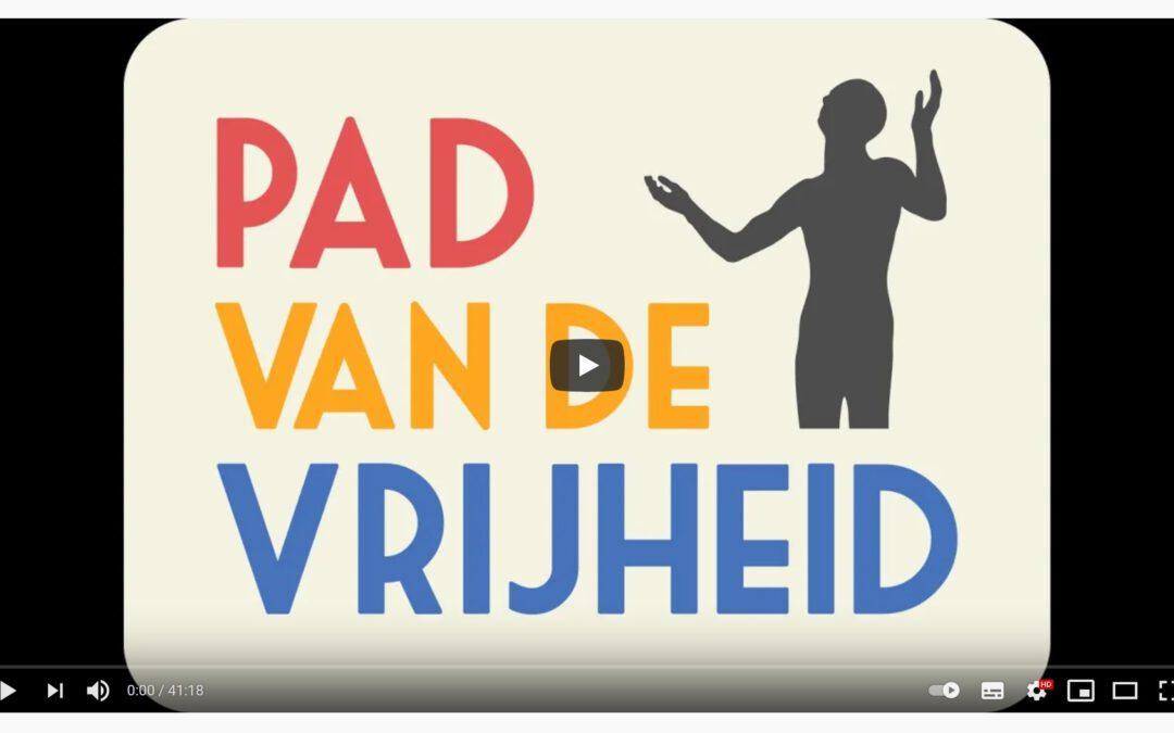 Video Fiets en Wandelbeurs Pad van de Vrijheid